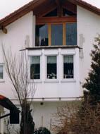 Alufen das renovierungssystem f r ihre holzfenster - Erker streichen ...